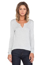 Mara Henley in Heather Grey
