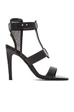 Rocket Heel in Black
