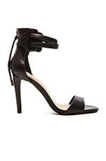Intern Heel in Black