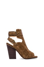 Belove Bootie in Khaki