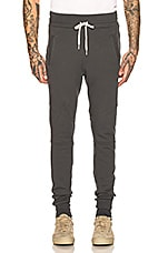 JOHN ELLIOTT Escobar Sweatpants in Charcoal