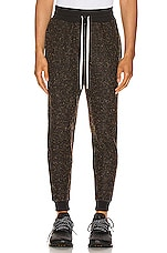 JOHN ELLIOTT Fireside Ebisu Sweatpants in Black Multi