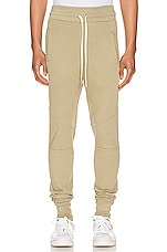 JOHN ELLIOTT Escobar Sweatpant in Sage