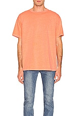 JOHN ELLIOTT University Tee in Orange
