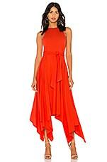 Joie Damonda Dress in Salsa