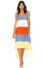 Joie Eufonia Dress in Multi