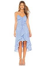 Joie Eberta Dress in French Chambray