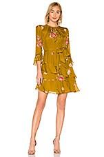 Joie Kayane Dress in Goldenrod