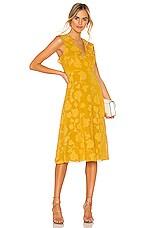 Joie Adella Dress in Antique Moss