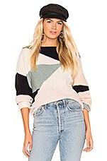 Joie Megu Sweater in Porcelain Multi