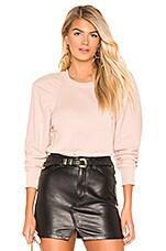 Joie Korbyn Sweater in Pink Sky