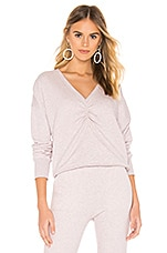 Joie Warda Sweatshirt in Light Lavender