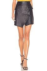 Joie Akirako B Mini Skirt in Midnight