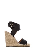 Palo Wedge in Black