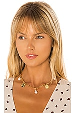joolz by Martha Calvo Sea Change Necklace in Gold