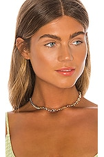 joolz by Martha Calvo The Hyde Choker in Gold