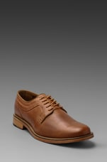 Viceroy Shoes in Dark Tan