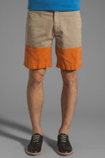 Cole Shorts en kaki