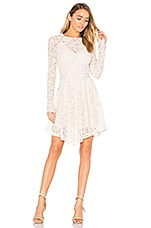 THE JETSET DIARIES Voyage Mini Dress in Blush