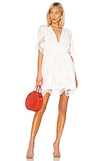 THE JETSET DIARIES Limelight Dress in Ivory