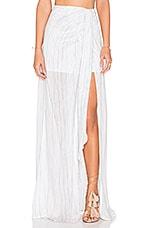 THE JETSET DIARIES Mystic Maxi Skirt in Stripe