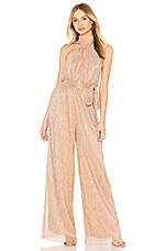 THE JETSET DIARIES Avalon Jumpsuit in Pink