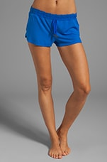 Sleep Essential Short in Bright Utramari