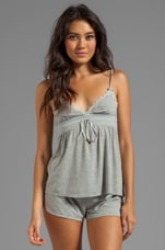 Sleep Essential Cami in Heather Cozy