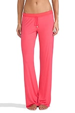 Sleep Essential Pant in Geranium