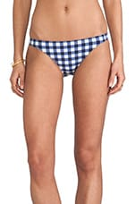 Gingham Style Classic Bottom in Regal