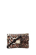 Coldwater Coated Crossbody in Leopard