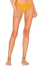 Juillet Blohm Bikini Bottom in Mustard