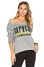 Packers Sweatshirt in Heather Gray