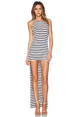 Wilka Dress in Striped