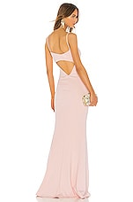 Katie May Bambi Gown in Blush