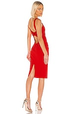 Katie May Zaza Dress in Cherry