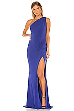 Katie May X REVOLVE Attention Seeker Dress in Royal Sapphire