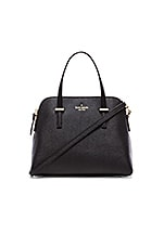 Maise Satchel in Black