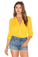 The Charlotte Top en Spectra Yellow