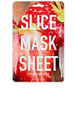 KOCOSTAR Slice Mask Sheet Strawberry