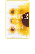 KOCOSTAR Flower Mask Sunflower