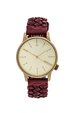 MONTRE THE WINSTON WOVEN