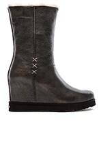 La Cienega Delux Boot in Black