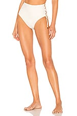 KOPPER & ZINK Romeo Bikini Bottom in Cream