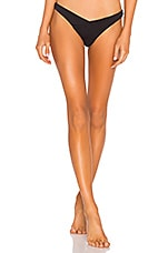 KOPPER & ZINK Hugo Bikini Bottom in Black