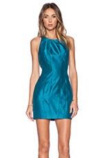 Where I Find You Dress in Emerald