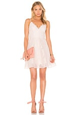 ROBE MINI EN DENTELLE SUNDREAM