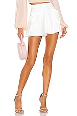 keepsake Roamer Short in Ivory