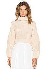 keepsake Clementine Sweater in Cream