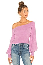 Keepsake Like This Sweater In Lilac